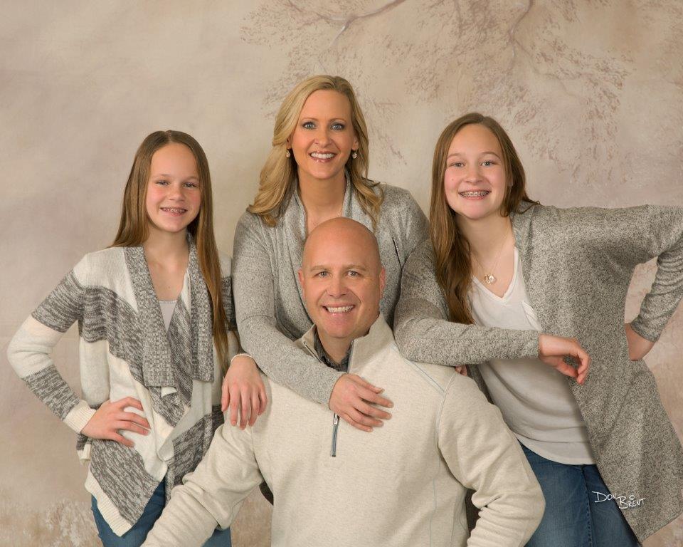 Megan family pic